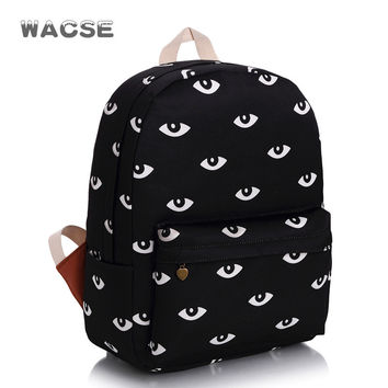 College Back To School Hot Deal Comfort On Sale Trendy Canvas Bags Casual Stylish Travel Backpack [8383697735]
