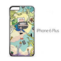 Adventure Time Finn and Monsters iPhone 6 Plus Case