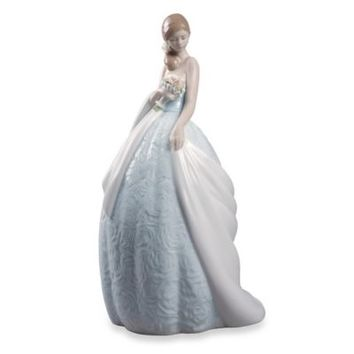 Lladró Her Special Day Figurine