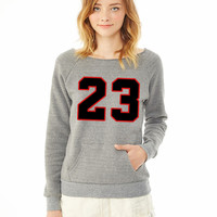 23 ladies sweatshirt