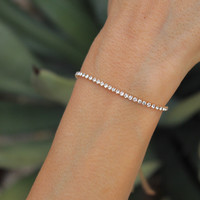 Diamond Cowgirl Bracelet