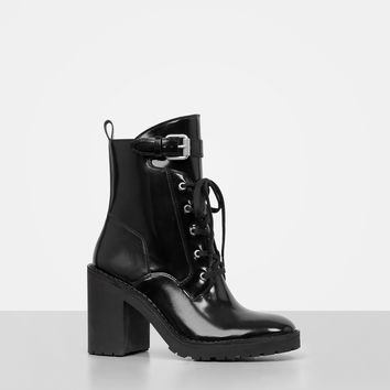 ALLSAINTS UK: Womens Cacey Boot (Black)