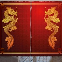 Dragon Drapes for Your Home - Gifts for Dragon Lovers