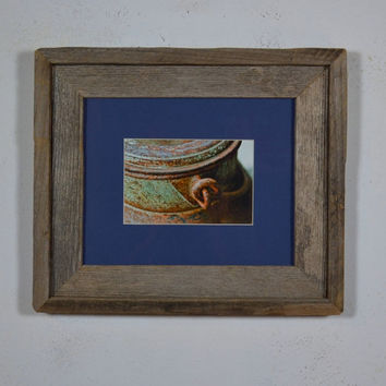 Framed fine art photo Before the Bottle by Marisa Kestel