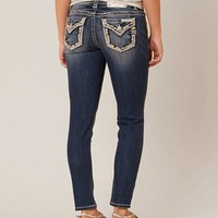 MISS ME EASY ANKLE SKINNY STRETCH JEAN