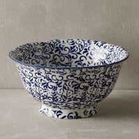Attingham Cereal Bowl by Anthropologie