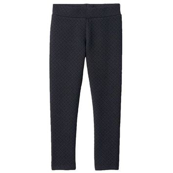 ONETOW SONOMA life + style Quilted Leggings - Girls
