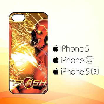 THE FLASH R0235  iPhone 5|5S|SE Case