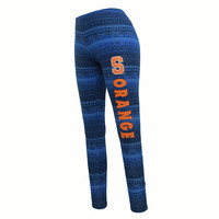 Syracuse Orange Tribal Leggings