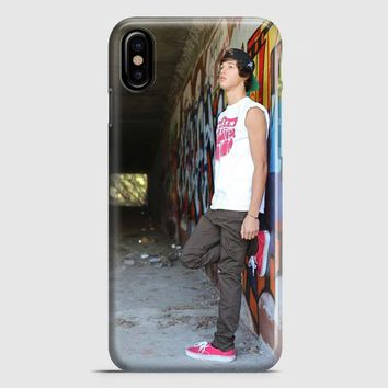 Cameron Dallas Is My Boyfriend iPhone X Case