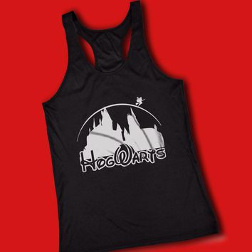 Harry Potter Hogwart Disney Castel Women'S Tank Top