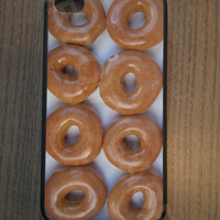 Donuts Rubber Case Fits iPhone 4/4S iPhone5/5S/5C Samsung Galaxy S3/S4/S5