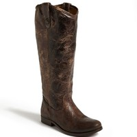 Frye 'Melissa Button' Boot (Wide Calf)