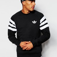 adidas Originals Fitted Sweatshirt
