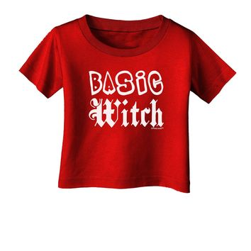 Basic Witch Infant T-Shirt Dark