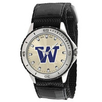 Washington Huskies NCAA Mens Veteran Series Watch