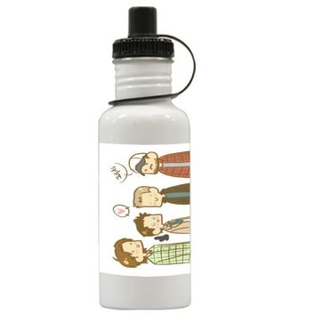Gift Water Bottles | Funny Supernatural Art Aluminum Water Bottles