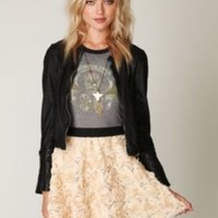 Free People Rosey Holiday Skirt at Free People Clothing Boutique