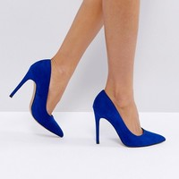 ASOS PARIS Pointed High Heels at asos.com