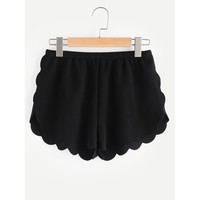 Find Your Wings Shorts - Black