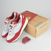 Saucony Shadow 6000 Premium - Grey and Red