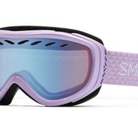 Smith - Transit Blush Goggles, Blue Sensor Mirror Lenses