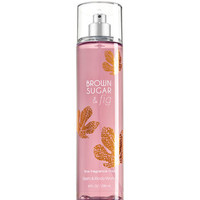 Brown Sugar & Fig Fine Fragrance Mist - Signature Collection | Bath And Body Works