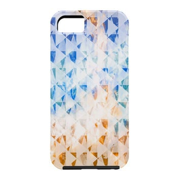 Caleb Troy indie gold sky Cell Phone Case