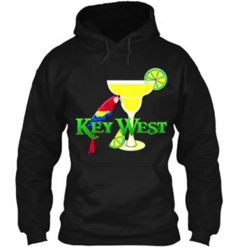 Margarita in Key West Florida Beach Vacation T-Shirt Pullover Hoodie 8 oz