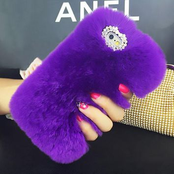 Fluffy Phone Cover