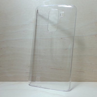 LG G PRO 2 Clear Hard Plastic Case