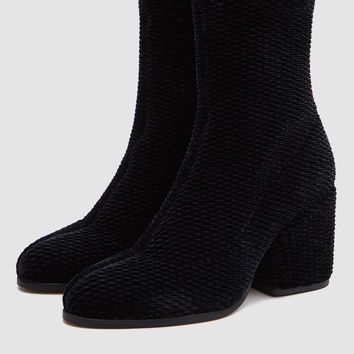 Intentionally Blank / Constance Boot in Black