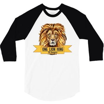 Lion King 3/4 Sleeve Shirt