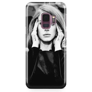 Lana Del Rey And Marina The Diamonds Photo Collage Samsung Galaxy S9 Case | Casefantasy