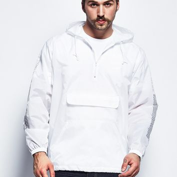 MN07 Radio Tear Drop Packable Rain Jacket | Shop for Men's clothing | The Idle Man