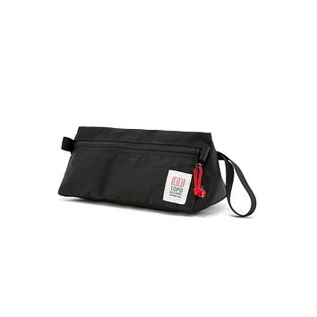 Topo Designs - Black Unisex  Dopp Kit