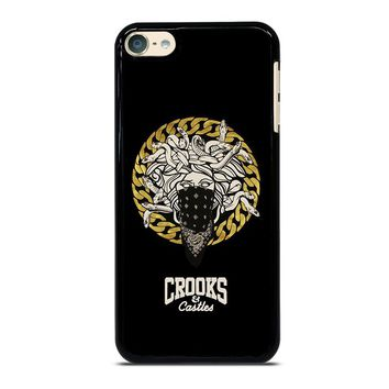 CROOKS AND CASTLES BANDANA iPod Touch 4 5 6 Case Cover