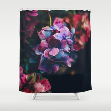 Treasure of Nature Shower Curtain by Mixed Imagery