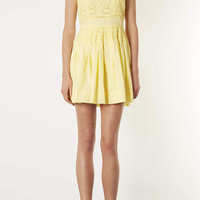 Broidery Bodice Sundress - New In This Week - New In - Topshop USA