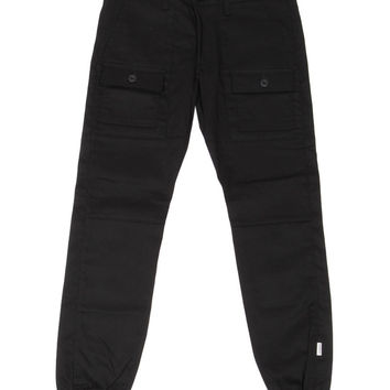 Kennedy Denim Co. - Rugger Cargo Pants (Black)