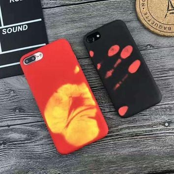 One-nice™ Cool Thermal Imaging Camera Phone Case iPhone 6S 6 Plus Case iPhone 7 7Plus Cases I