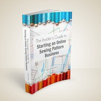 The Insider's Guide to Starting an Online Sewing Pattern Business - Ebook - whileshenaps.com