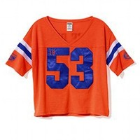 University of Florida Drapey Athletic Tee - Victorias Secret PINK - Victoria's Secret