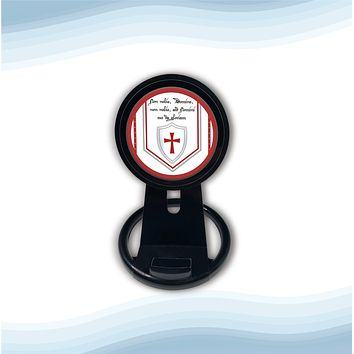 Knights Templar Universal Wireless Charger with Bult in Stand