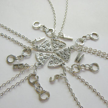 5 PIECE BFF NECKLACE on The Hunt