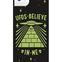 UFOS BELIEVE IN ME IPHONE CASE - PREORDER