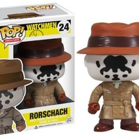 Funko POP Movies: Watchmen Rorschach Action Figure