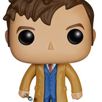 POP! Doctor Who Tenth Doctor Vinyl Figure #4627