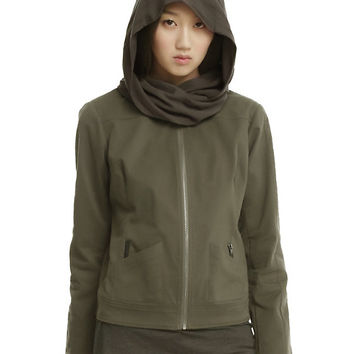 Star Wars Rogue One Jyn Rebel Alliance Girls Jacket