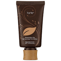 Amazonian Clay 12-Hour Full Coverage Foundation SPF 15 - tarte | Sephora